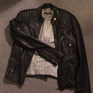 Jackets & Blazers - Genuine Italian leather jacket